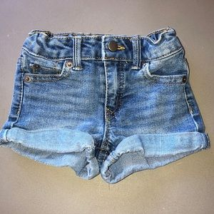 Roxy Girl Toddler Jean Shorts